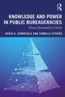 Knowledge and Power in Public Bureaucracies : From Pyramid to Circle - eBook