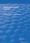 Hyperthermia In Cancer Treatment : Volume 1 - eBook
