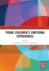 Young Children's Emotional Experiences - eBook