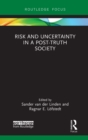Risk and Uncertainty in a Post-Truth Society - eBook