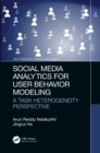 Social Media Analytics for User Behavior Modeling : A Task Heterogeneity Perspective - eBook
