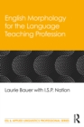 English Morphology for the Language Teaching Profession - eBook