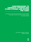 Concordances to Conrad's Typhoon and Other Stories and Within the Tides - eBook