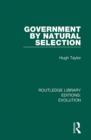 Government by Natural Selection - eBook
