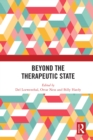 Beyond the Therapeutic State - eBook