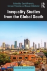 Inequality Studies from the Global South - eBook