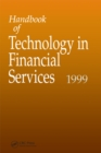 Handbook of Technology in Financial Services - eBook