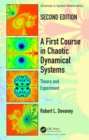 A First Course In Chaotic Dynamical Systems : Theory And Experiment - eBook