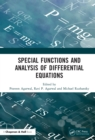 Special Functions and Analysis of Differential Equations - eBook