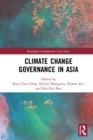 Climate Change Governance in Asia - eBook