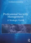 Professional Security Management : A Strategic Guide - eBook