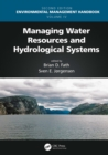 Managing Water Resources and Hydrological Systems - eBook