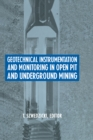 Geotechnical Instrumentation and Monitoring in Open Pit and Underground Mining - eBook