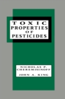 Toxic Properties of Pesticides - eBook