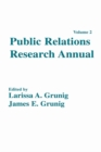 Public Relations Research Annual : Volume 2 - eBook