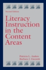 Literacy Instruction in the Content Areas - eBook