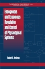 Endogenous and Exogenous Regulation and Control of Physiological Systems - eBook
