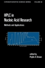 HPLC in Nucleic Acid Research : Methods and Applications - eBook