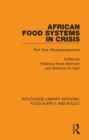 African Food Systems in Crisis : Part One: Microperspectives - eBook