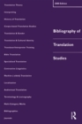 Bibliography of Translation Studies: 2000 - eBook
