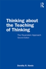 Thinking about the Teaching of Thinking, Second Edition : The Feuerstein Approach - eBook