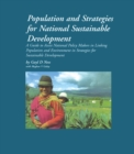 Population and Strategies for National Sustainable Development : A guide to assist national policy makers in linking population and environment in strategies for development - eBook