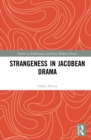 Strangeness in Jacobean Drama - eBook
