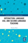 Interaction, Language Use, and Second Language Teaching - eBook