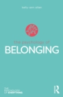 The Psychology of Belonging - eBook