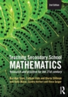 Teaching Secondary School Mathematics : Research and practice for the 21st century - eBook