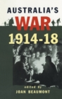 Australia's War 1914-18 - eBook