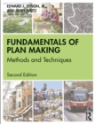 Fundamentals of Plan Making : Methods and Techniques - eBook