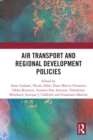 Air Transport and Regional Development Policies - eBook