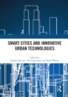 Smart Cities and Innovative Urban Technologies - eBook