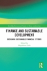Finance and Sustainable Development : Designing Sustainable Financial Systems - eBook