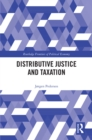 Distributive Justice and Taxation - eBook