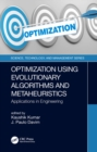 Optimization Using Evolutionary Algorithms and Metaheuristics : Applications in Engineering - eBook