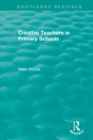 Creative Teachers in Primary Schools - eBook