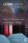 Parry's Valuation and Investment Tables - eBook
