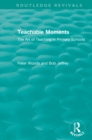 Teachable Moments : The Art of Teaching in Primary Schools - eBook