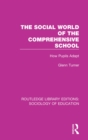 The Social World of the Comprehensive School : How Pupils Adapt - eBook