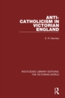 Anti-Catholicism in Victorian England - eBook