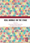 Real Animals on the Stage - eBook