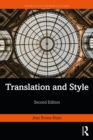 Translation and Style - eBook