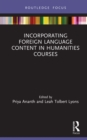 Incorporating Foreign Language Content in Humanities Courses - eBook