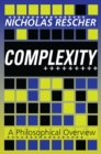 Complexity : A Philosophical Overview - eBook