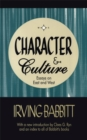 Character & Culture : Essays on East and West - eBook