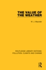 The Value of the Weather - eBook