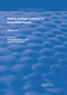 Safety Design Criteria for Industrial Plants : Volume 2 - eBook