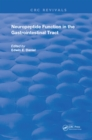 Neuropeptide Function in the Gastrointestinal Tract - eBook
